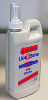 Lice B Gone Shampoo Treatment, Institutional Size, 64 Treatments
