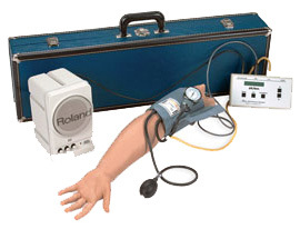 Nasco Life/form<sup>®</sup> Deluxe Blood Pressure Simulator with Speaker