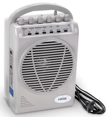Nasco Amplifier/Speaker System for Blood Pressure Simulator Arm, 30W