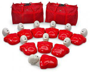 Nasco Life/form<sup>®</sup> Basic Buddy<sup>™</sup> CPR Manikins, 10-pack