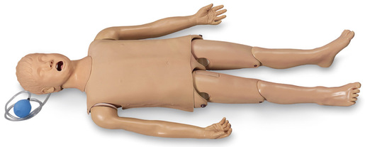 Nasco CRiSis™ Basic Child Manikin