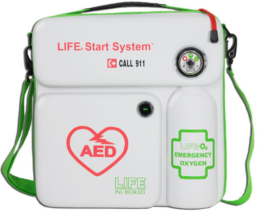 LIFE<sup>®</sup> StartSystem<sup>™</sup> First Aid Emergency Oxygen Kit