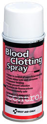 First Aid Only<sup>®</sup> Blood Clotting Aerosol Spray, 3oz Spray Bottle
