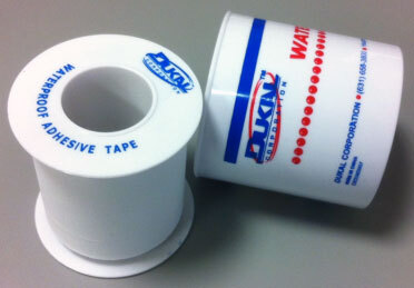 "Dukal<sup>®</sup> Tri-cut Adhesive First Aid Tape, Waterproof, 2"" x 5yd"