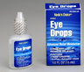 First Aid Only<sup>®</sup> Eye Drops, Redness Relief, 1/2oz Bottle