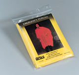 First Aid Only<sup>®</sup> Rain Poncho, Quick Cover with Hood