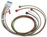 Philips 5 Lead ECG Set with Snaps for HeartStart MRx