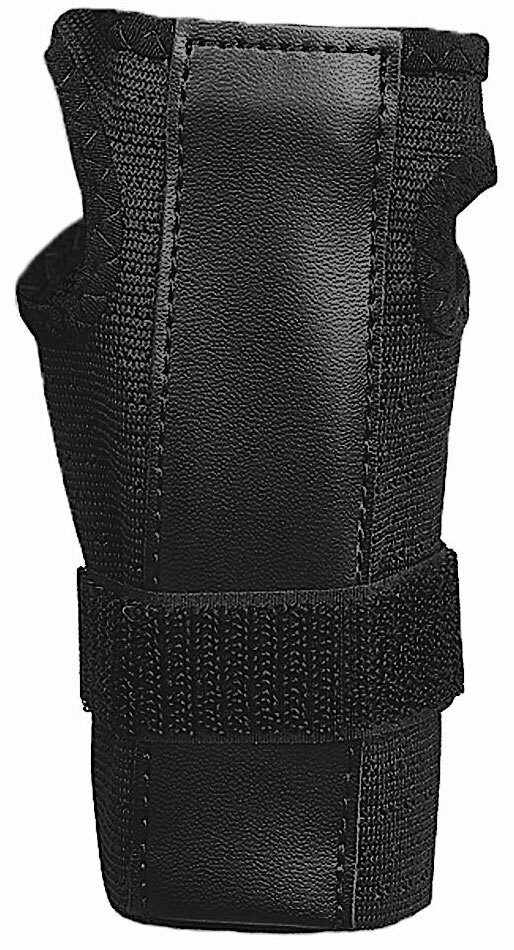 Mueller<sup>®</sup> Wrist Brace with Splint, Black
