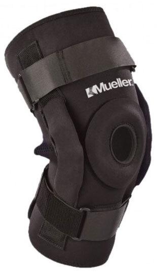 Mueller<sup>®</sup> Hinged Wraparound Knee Brace