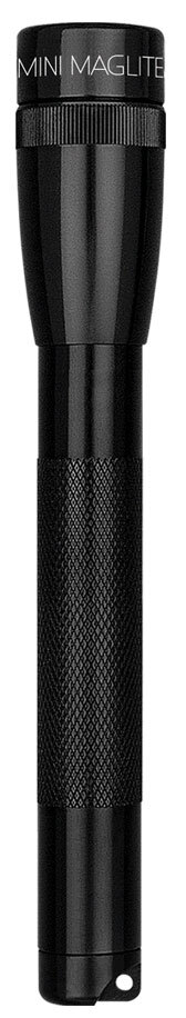 Mini Maglite<sup>®</sup> 2-cell Black Flashlight, AAA