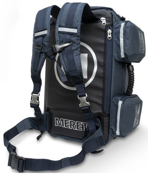 Meret OMNI<sup>™</sup> PRO BLS/ALS Total System (TS2 Ready<sup>™</sup>) Bag, Tactical Black