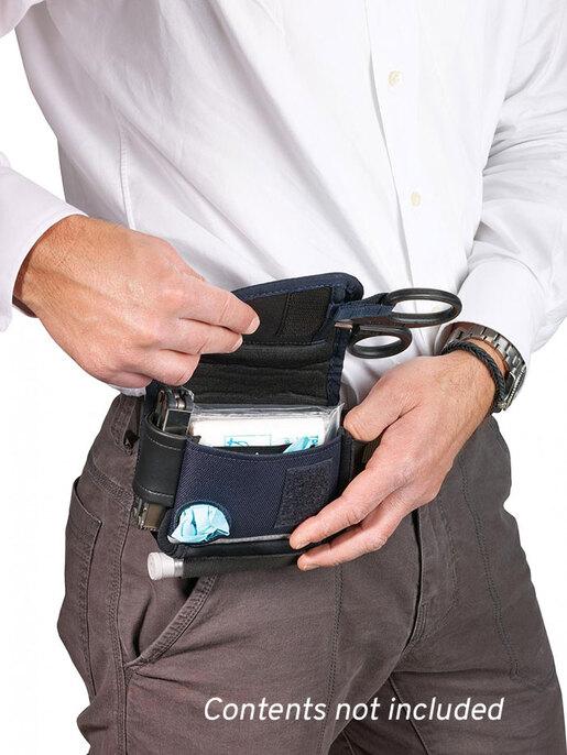 Meret PPE PROPack<sup>™</sup> EMS Belt Pack, Blue