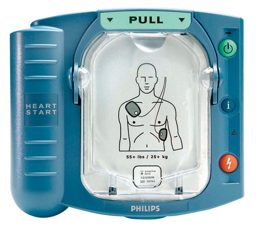Philips HearStart OnSite AED, Recertified