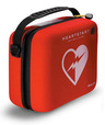 Standard Carry Case for Philips HeartStart OnSite AED, Red