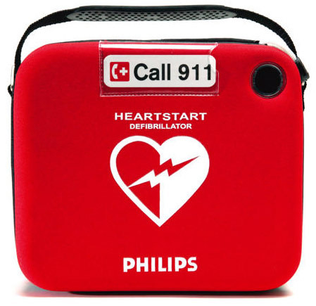 Slim Carry Case for Philips HeartStart OnSite AED