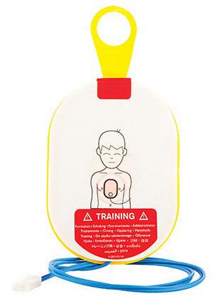 Philips HeartStart OnSite Trainer Replacement Training Pads, Infant/Pediatric