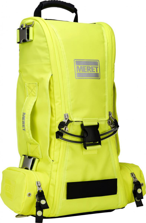 Meret Recover<sup>™</sup> Pro X Complete Infection Control O2 Response Bag, Yellow