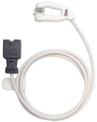 Masimo LNCS E1<sup>®</sup> SpO2 Disposable Ear Sensor, 3' Cable, Adult