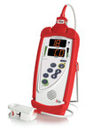 Mosimo Rad-57<sup>™</sup> Handheld Oximeter with SpO2, RC-01 Cable and Rubber Boot Case, Adult