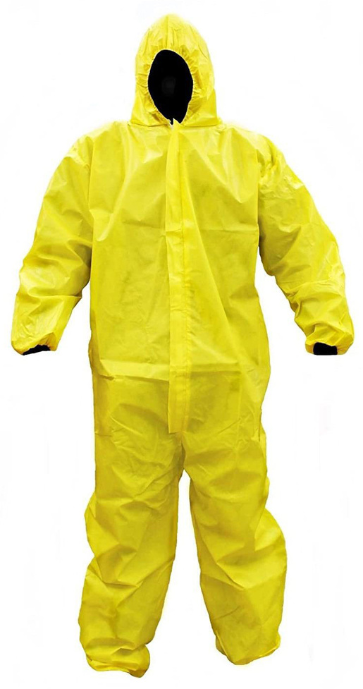 ChemMax I Coverall with Hood, 3X-Large