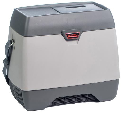 Engel<sup>®</sup> MD14F Portable Refrigerator/Freezer, Gray, 15qt, 12V