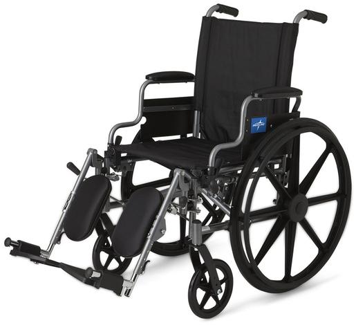 """K4 Basic Lightweight Wheelchair, 18""""W"""