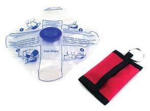 MedSource CPR Keychain