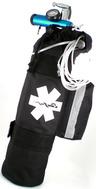 MedSource Oxygen Sleeve Bag, Black