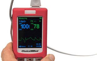 MedSource Handheld Pulse Oximeter