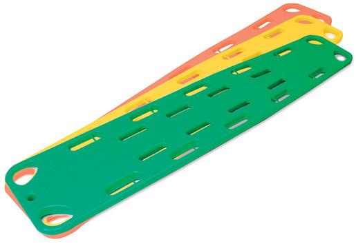 """MedSource Deluxe Backboard, 16"""", Green"""