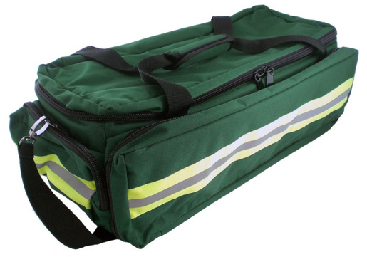 MedSource O2 Bag, Green