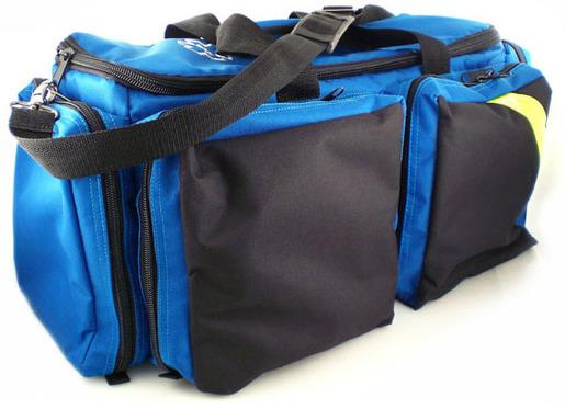 MedSource Deluxe O2 Bag, Royal Blue