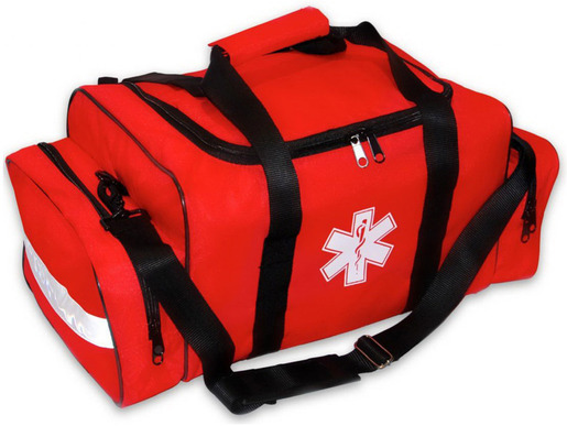 MedSource Attack/Action Bag, Orange