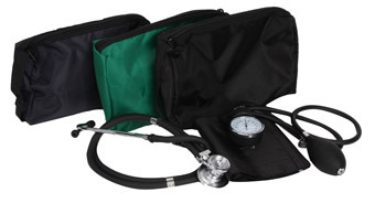 MedSource Sprague Stethoscope and Blood Pressure Matched Set