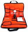 MedSource Blood Pressure Kits, 5 Cuffs, Orange