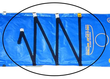 Hartwell EVAC-U-SPLINT<sup>®</sup> Mattress Restraint