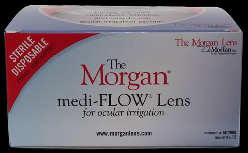 Morgan Medi-FLOW<sup>®</sup> Lens