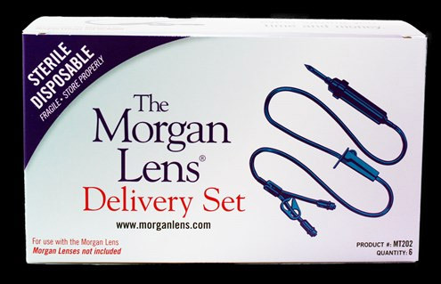 Morgan Lens IV Delivery Set