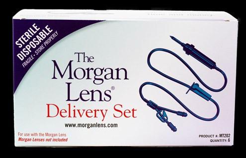 Morgan Lens IV Delivery Set