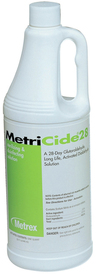 Metrex<sup>™</sup> MetriCide 28-day Sterilizing Solution, 1qt