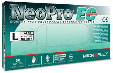 Microflex<sup>®</sup> NeoPro EC Synthetic Gloves, Medium