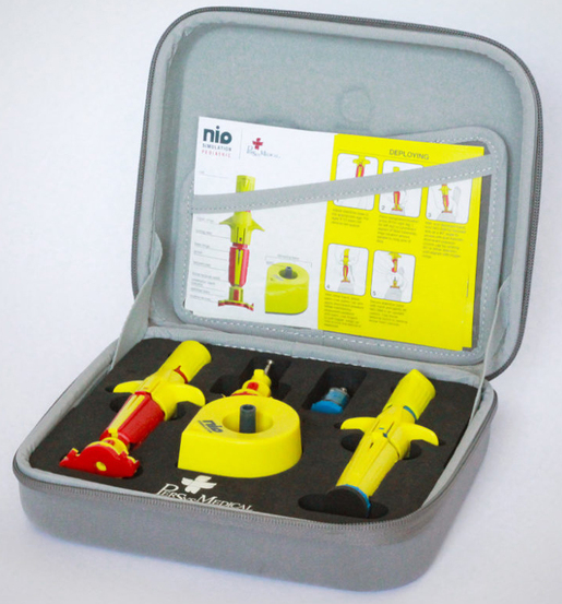 PerSys<sup>®</sup> NIO-SIM<sup>™</sup> IO Simulation Kit, Adult and Pediatric