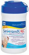 PDI Sani-Hands<sup>&reg;</sup> Instant Hand Sanitizing Wipes, 220/tub