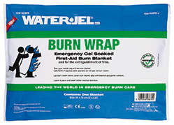 Water-Jel<sup>®</sup> Burn Wrap (Fire Blanket) Plus in Foil Pouch