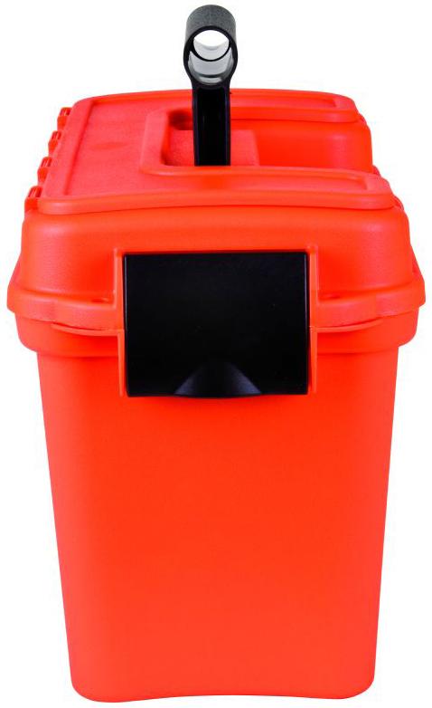 Flambeau<sup>®</sup> Paramedic Gear Box, Orange