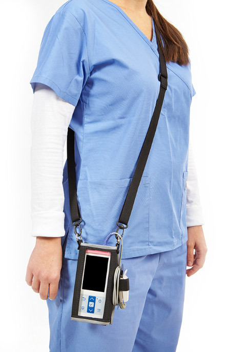 Carry Case for Covidien Nellcor<sup>™</sup> Portable SpO2 Patient Monitoring System