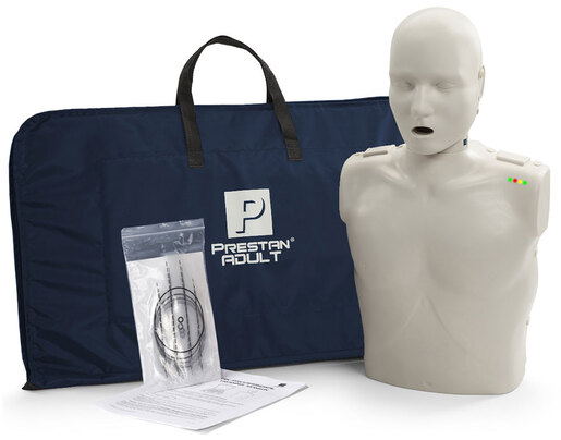 Prestan<sup>®</sup> Professional Adult CPR Training Manikins with CPR Monitor