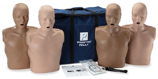 Prestan® Professional Adult Diversity Kit with CPR Rate Monitor