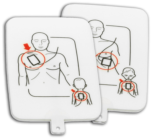 Pads for Prestan<sup>®</sup> Professional AED Trainer Plus