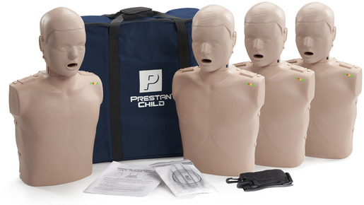 Prestan<sup>®</sup> Professional Child CPR Training Manikin with CPR Monitor